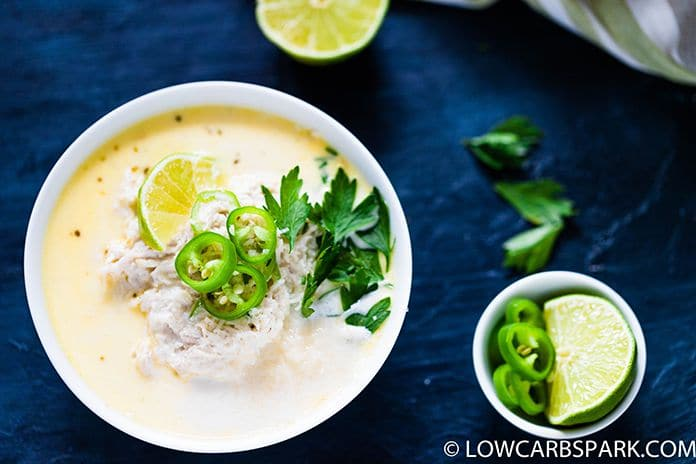 how to make creamy white chicken