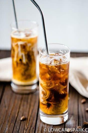 Bulletproof Vanilla Keto Iced Coffee