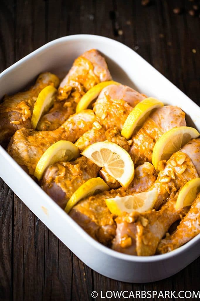 lemon chicken ingredients