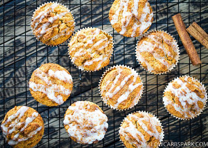 12 pumpkin muffins recipe
