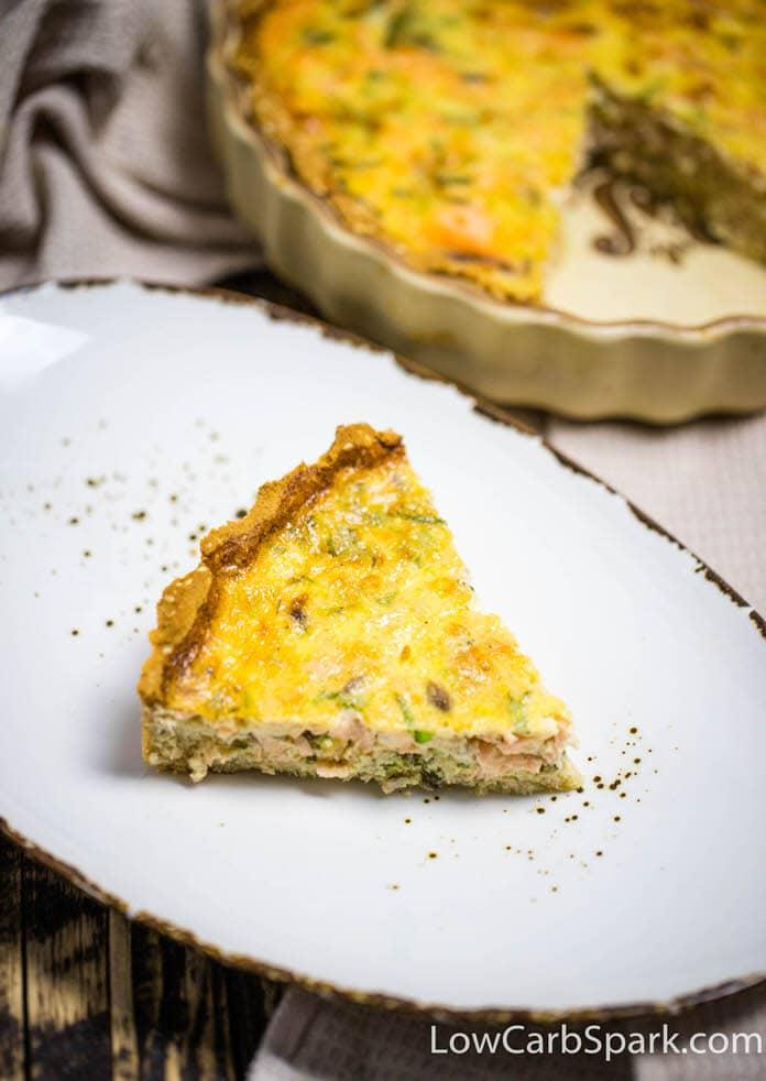 easy salmon keto recipe