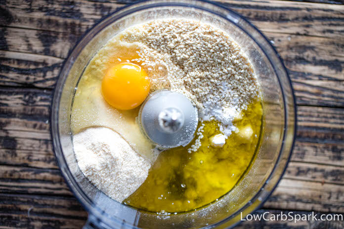 low carb ingredients for keto pie crust