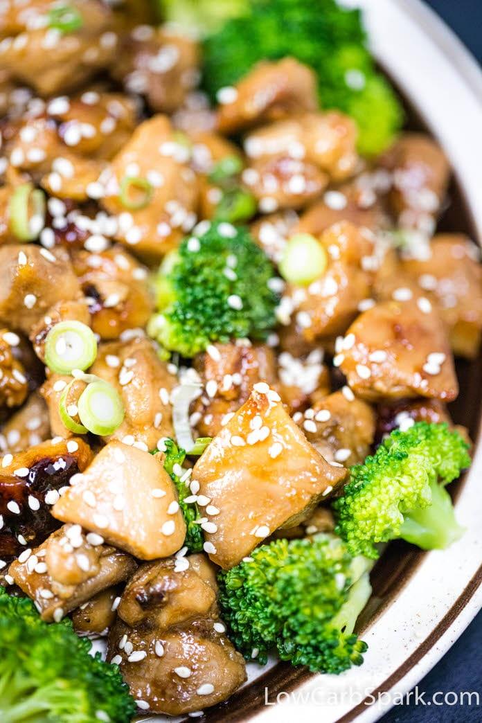 how to make chicken with Teriyaki Sauce