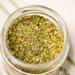 An easy recipe for Italian seasoning that's the perfect adition to any dish. Homemade spices blends are my favorite; they taste better and are way cheaper. Use this in any recipe that calls for oregano, and you'll thank me later.