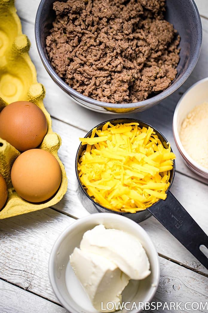 sausage balls just 5 ingredients