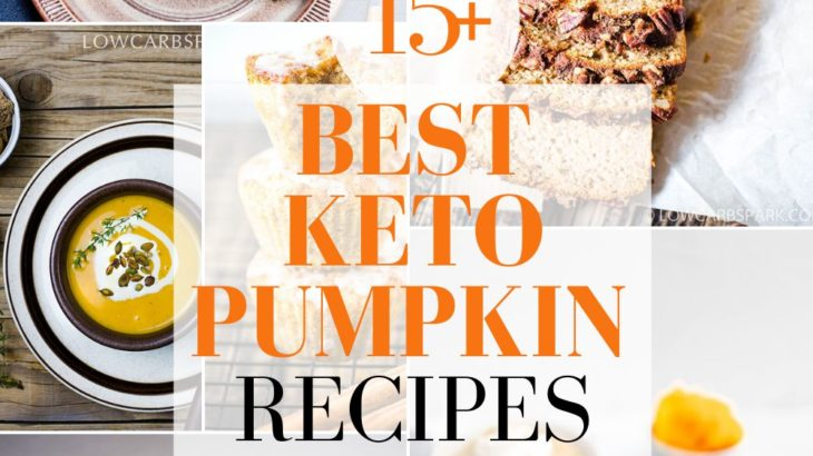 15 Best Keto Pumpkin Recipes You Can Make This Fall