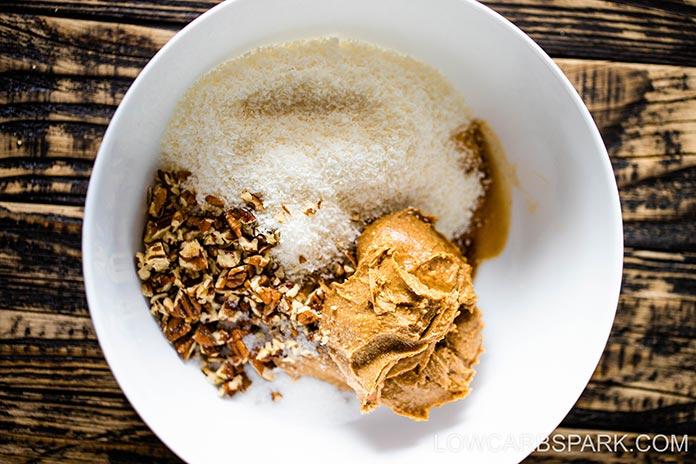 cruncy keto cookies no bake low carb ingredients