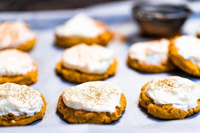 easy paleo pumpkin cookies