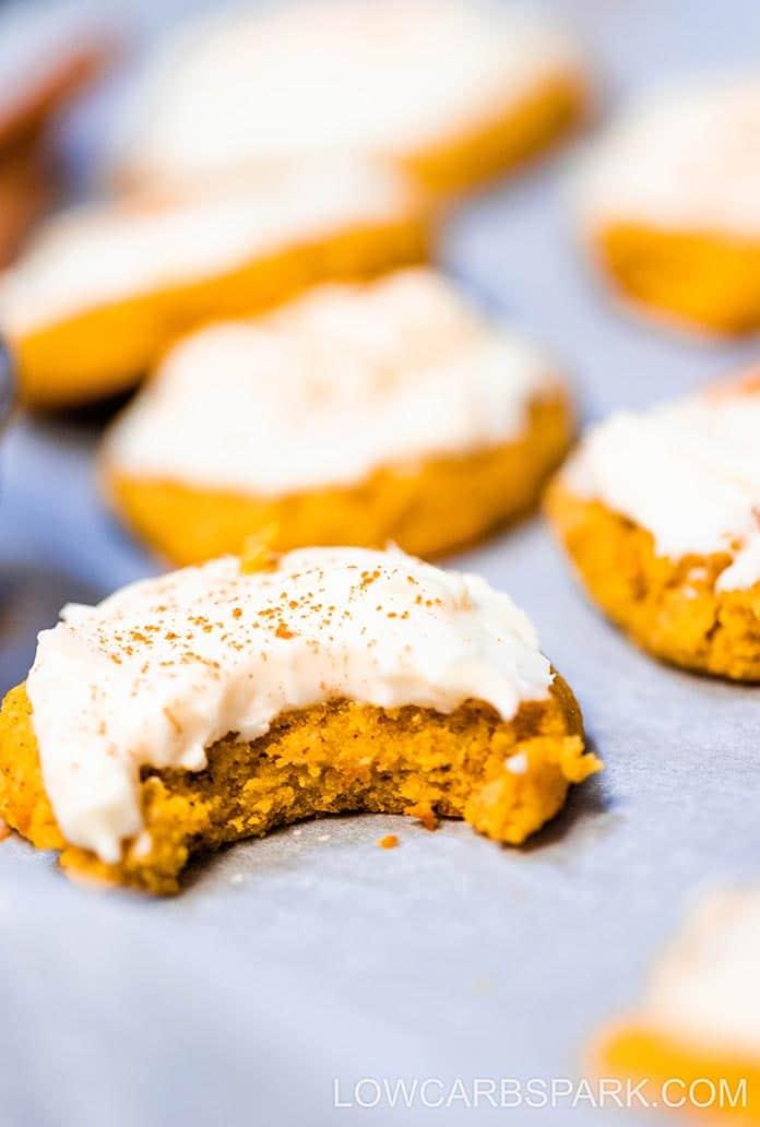 ingredients for keto low carb cookies