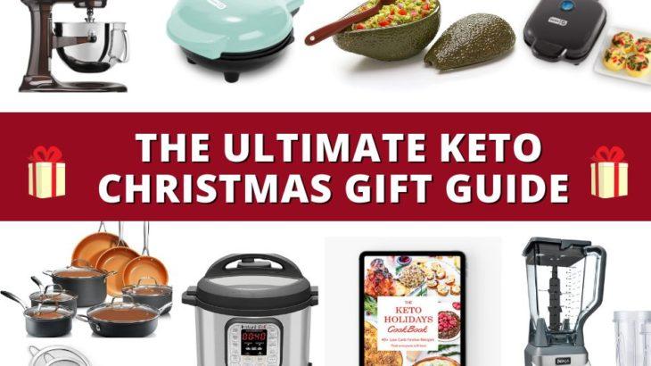 The Ultimate Keto Christmas Gift Guide – 50+ Keto Gifts