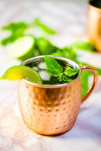 The BEST Keto Moscow Mule Recipe! – Low Carb Cocktail