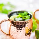 keto moscow mule low carb drink