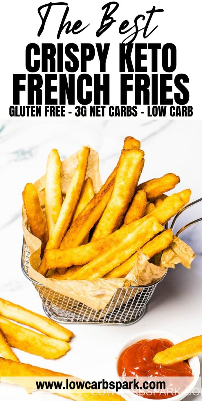 the best keto fries with coconut flour