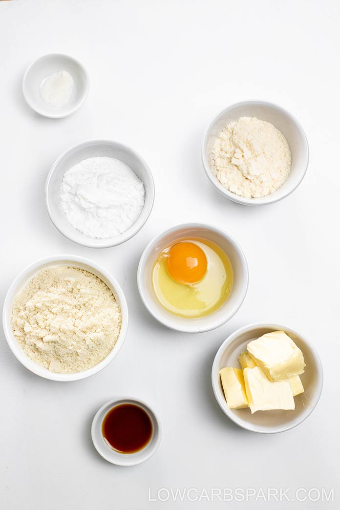 ingredients for keto pizza crust