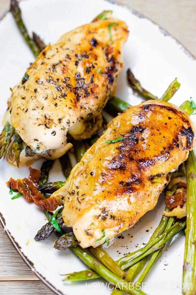 quick dinner asparagus recipe