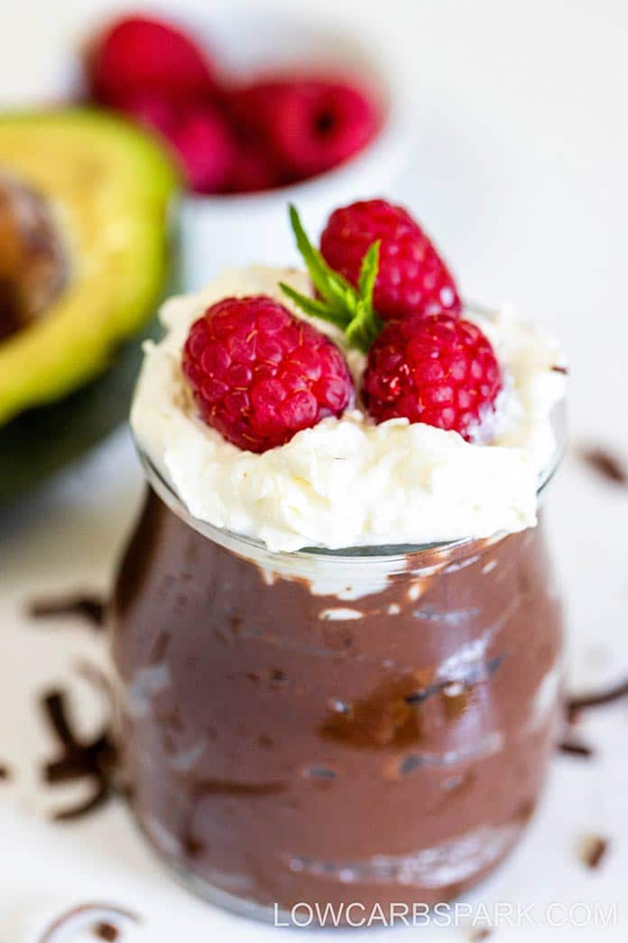 best keto chocolate low carb mousse