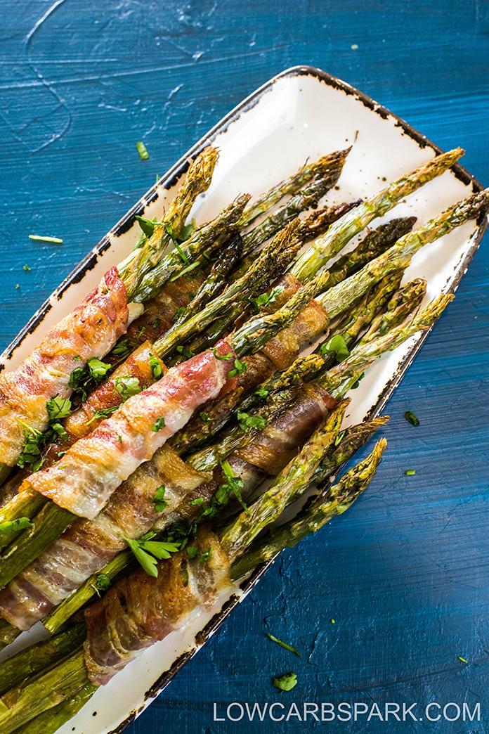 favorite asparagus bacon recipe