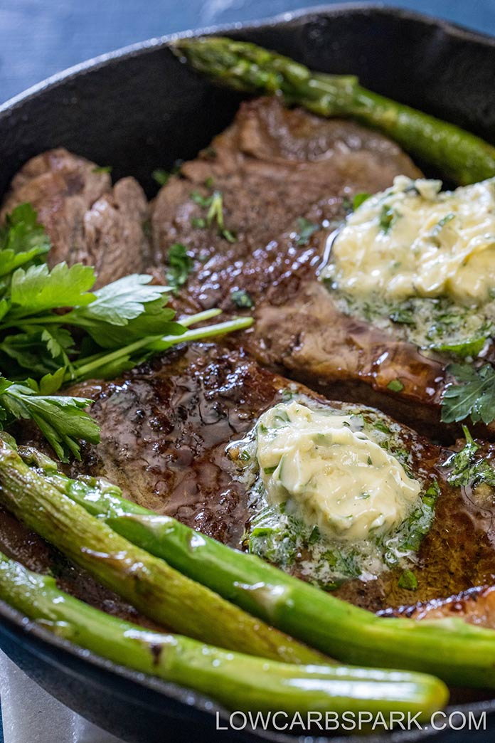 quick and easy sirloin steak