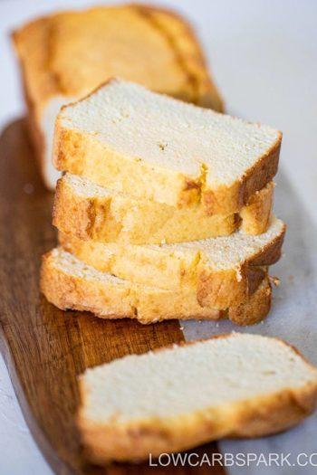 Easy Keto Coconut Flour Bread – Low Carb Bread Recipe